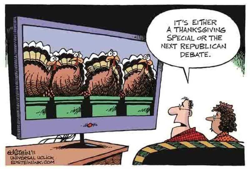 Turkey debate